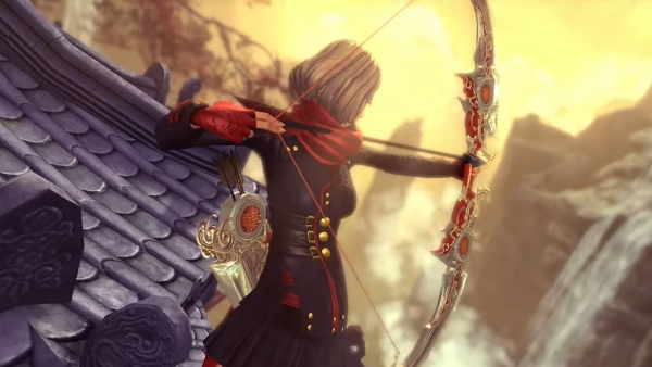 Blade and Soul Лучник