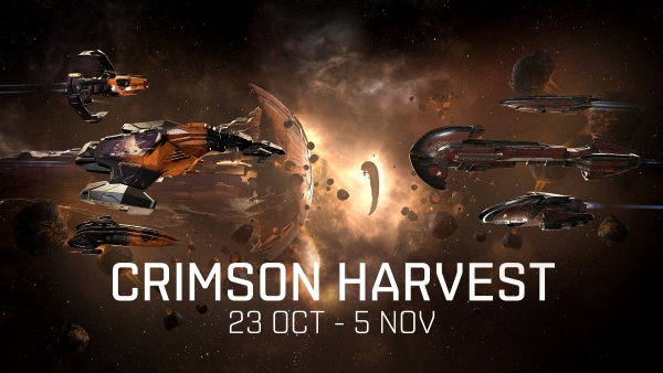 EVE Online Crimson Harvest