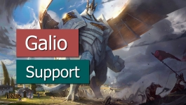 Job or game for Galio counter