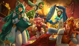 Pajama Guardian Miss Fortune