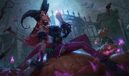 Bewitching Miss Fortune