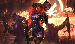 Crime City Miss Fortune