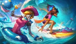 Pool Party Taliyah