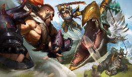 Beast Hunter Tryndamere