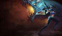 Dragonslayer Vayne